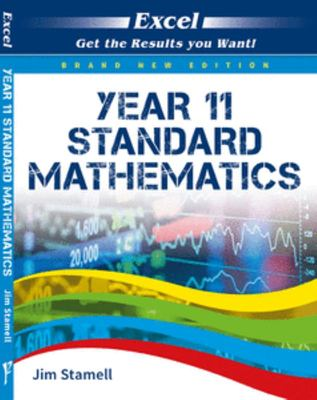 Excel Year 11 Study Guide Standard Mathematics