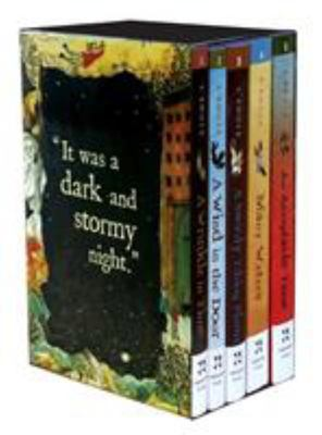 A Wrinkle in Time Quintet (Box Set)
