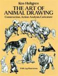 The Art of Animal Drawing  : Construction, Action Analysis, Caricature