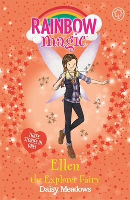 Ellen the Explorer Fairy (Rainbow Magic)