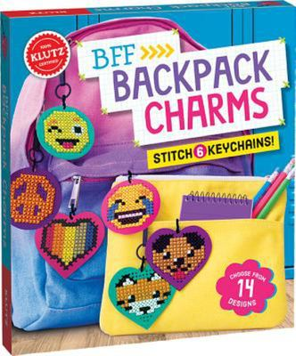 BFF Backpack Charms (Klutz)