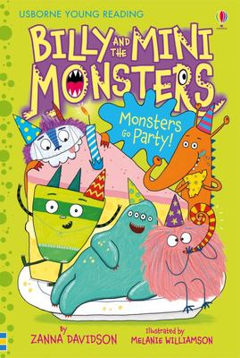Billy and The Mini Monsters (5) Monsters Go party!