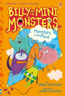 Billy and The Mini Monsters (6) Monsters On the Move