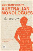 Contemporary Australian Monologues for Women