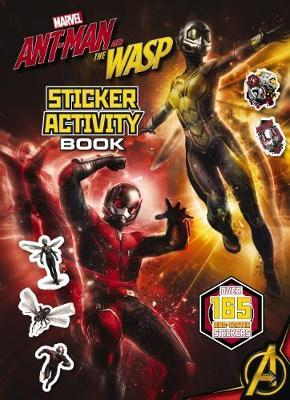 Marvel - Ant-Man and the Wasp Sticker Activity Book