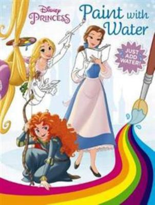 Princess: Paint with Water (Disney)
