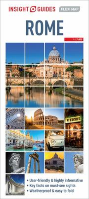 Flexi Map Rome - Insight Travel