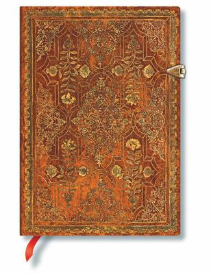 Paperblanks - Persimmon Midi Unlined