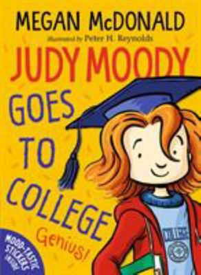 Judy Moody Goes to College (#8)
