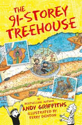 The 91-Storey Treehouse (HB)