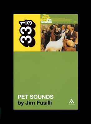 Beach Boys Pet Sounds 33 1/3 series