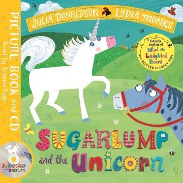 Sugarlump and the Unicorn (Book and CD)