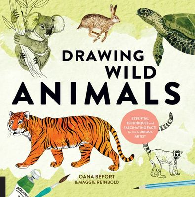 Drawing Wild Animals: Essential Techniques and Fascinating Facts for the Curious Artist