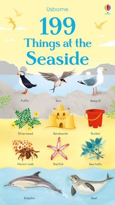 199 Things at the Seaside (Board Book)