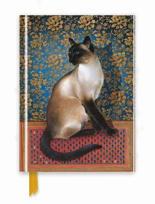 Lesley Anne Ivory: Phuan on a Chinese Carpet (Foiled Journal)