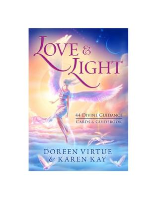 Love and Light Cards - 44 Divine Guidance