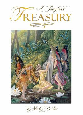 A Fairyland Treasury (Lenticular Cover)