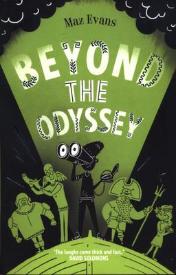 Beyond the Odyssey (Who Let the Gods Out #3)