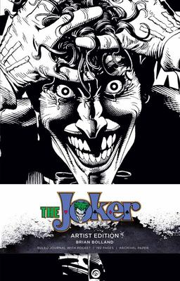 DC Comics - The Joker Hardcover Ruled Journal