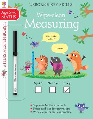 Measuring, Ages 5-6