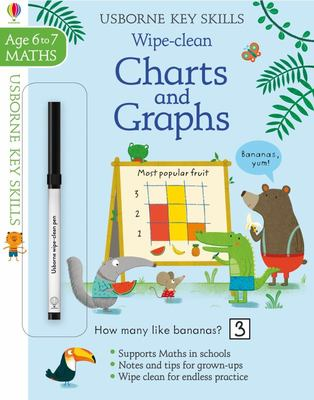 Charts and Graphs, Ages 6-7