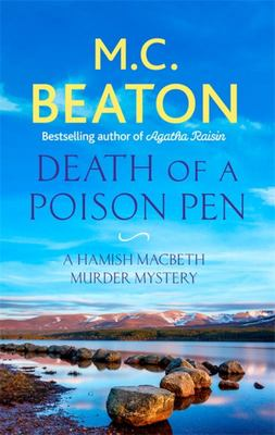 Death of a Poison Pen (Hamish Macbeth #19)