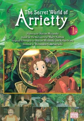 The Secret World of Arrietty (Film Comic), Vol. 1