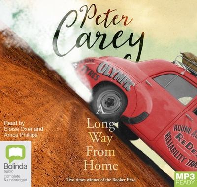 A Long Way From Home (Audio MP3 CD)