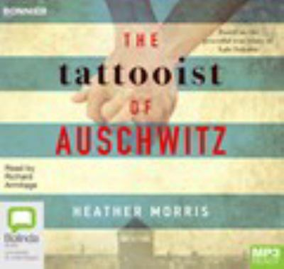 The Tattooist of Auschwitz  (mp3)