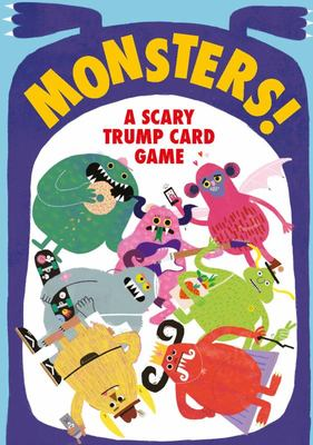 Monsters! A Scary trump game