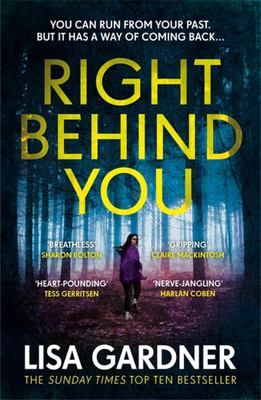 Right Behind You (FBI Profiler #7)