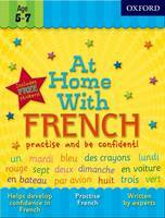 At Home With French (Key Stage 1 Ages 5-7)
