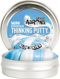 Blue Skies Mini Hypercolor Thinking Putty