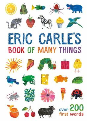 Eric Carle's Book of ManyThings