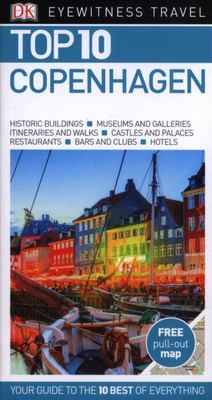 Copenhagen Top 10 - DK Eyewitness Travel Guide