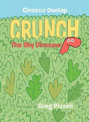 Crunch, the Shy Dinosaur