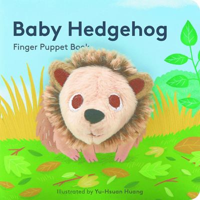 Baby Hedgehog (Finger Puppet Book)