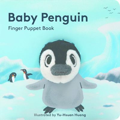 Baby Penguin (Finger Puppet Book)