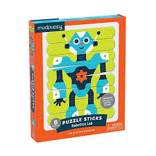 Robotic Lab 24 Piece Puzzle Sticks (G0735354005)