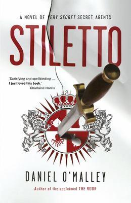 Stiletto (Very Secret Secret Agents #2)