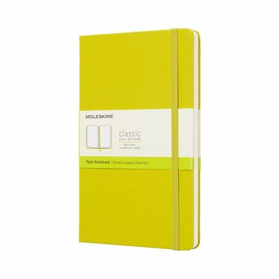 large plain dandelion yellow hardcover
