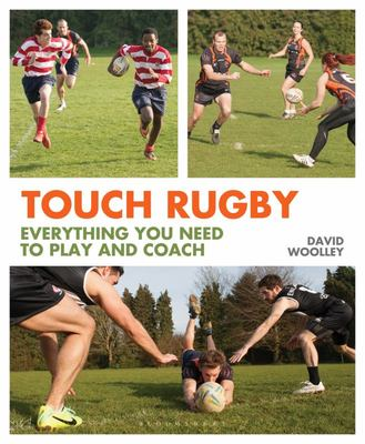 Touch Rugby - Everything You Need to Play and Coach
