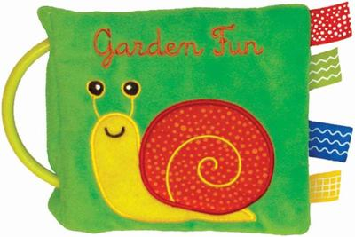 Garden Fun Cloth Book