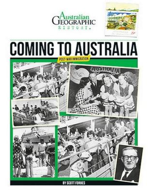 Coming to Australia: post-war immigration