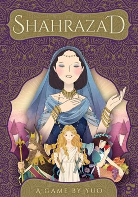 Shahrazad - Stories Unfurl for 1 or 2 Players
