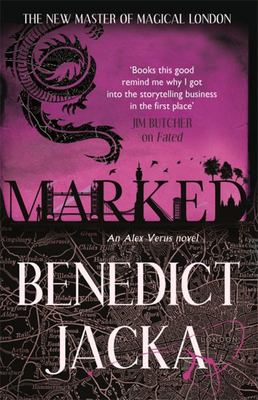 Marked (#9 Alex Verus)