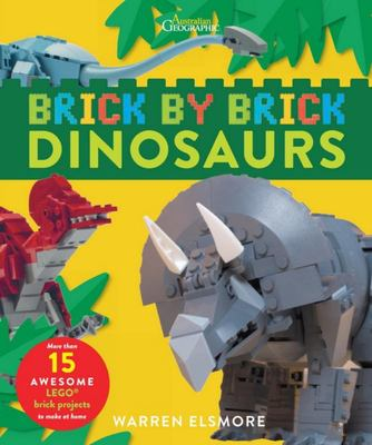 Brick by Brick: Dinosaurs