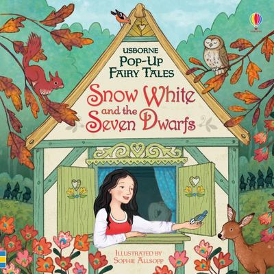 Snow White (Pop Up Fairy Tales)