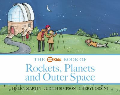The ABC Book of Rockets, Planets and Outer Space (PB)