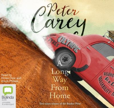 A Long Way From Home (Audio CD; unabridged; 9 CDs)